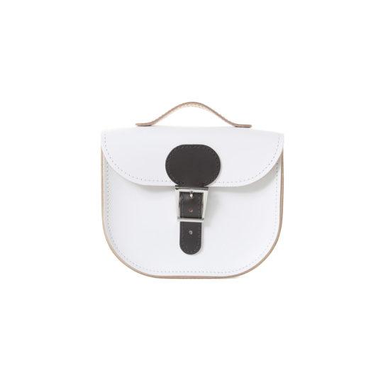 Brit-Stitch Half Pint Small Satchel Bag