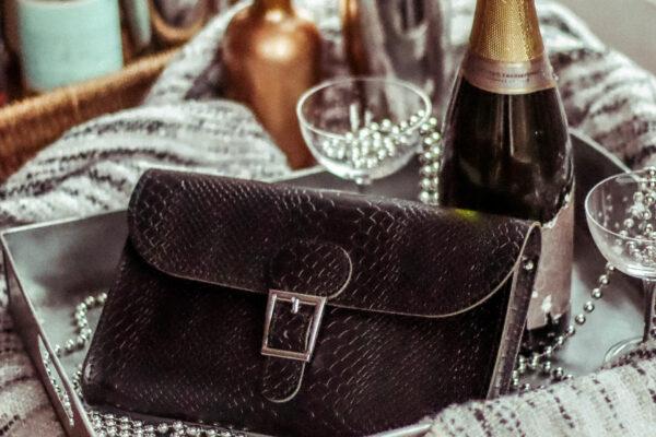 Brit-Stitch Brit-Luxe Clutch Bag