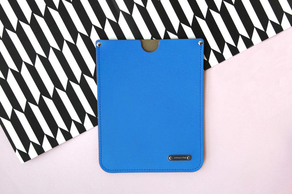 Brit-Stitch iPad Sleeve