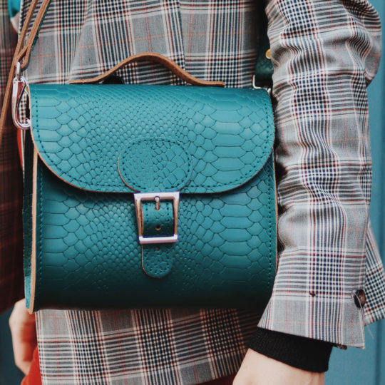 Brit-Stitch Leather handmade bags