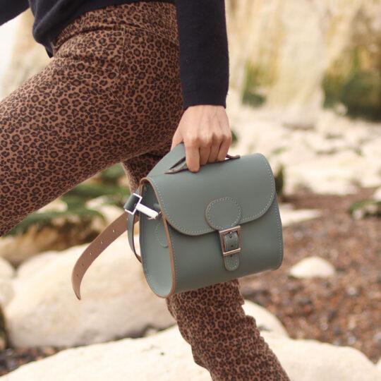Brit-Luxe Shoulder Bag Stormy Sea