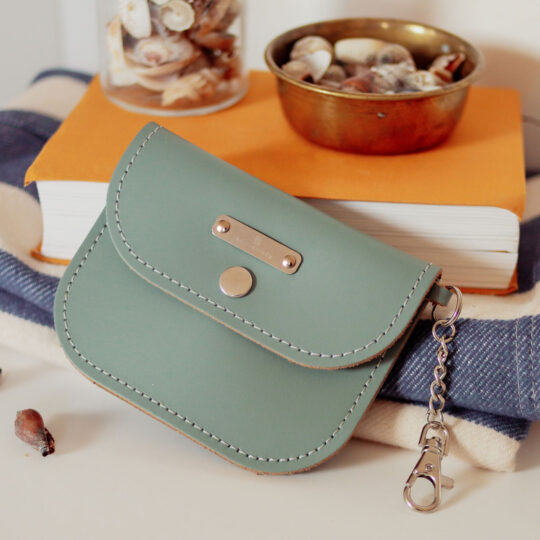 Coin Purse Stormy Sea